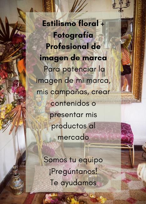 ESTILSMO FLORAL Y FOTOGRAFÍA GUGUIARTE